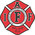 Murfreesboro Firefighters Association Sticky Logo